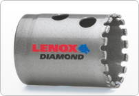 LENOX DIAMOND™ HOLE SAWS