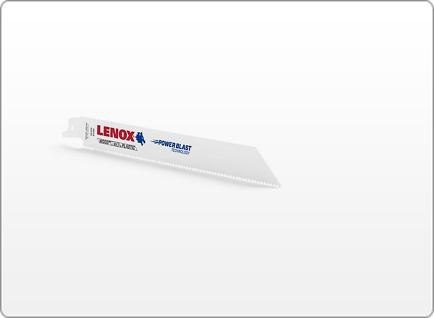 LENOX GENERAL PURPOSE BI-METAL RECIPROCATING  SAW BLADES