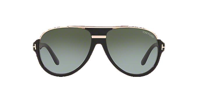 bab40c1f8c FT0334 DIMITRY: Ver Gafas de sol estilo aviador Tom Ford Black en  LensCrafters