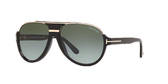 71e25c1ffc FT0334 DIMITRY: Ver Gafas de sol estilo aviador Tom Ford Black en ...