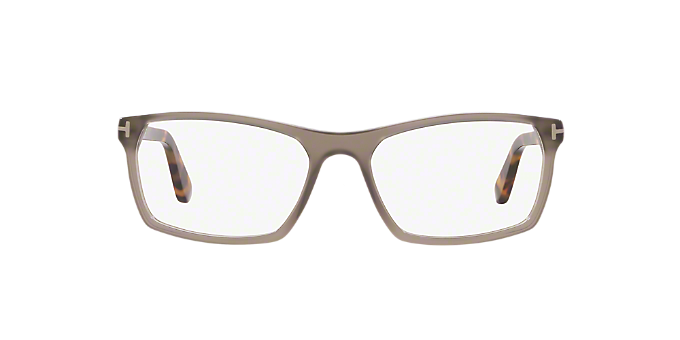 d2724005610b FT5295 020: Shop Tom Ford Tortoise Square Eyeglasses at LensCrafters