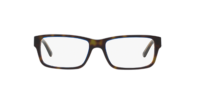 4e660ec7a4 PR 16MV  Shop Prada Tortoise Square Eyeglasses at LensCrafters