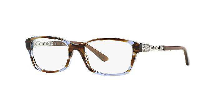 4c2ef50fb53 BV4061B   Découvrez des lunettes carrées Bulgari roses mauve chez ...