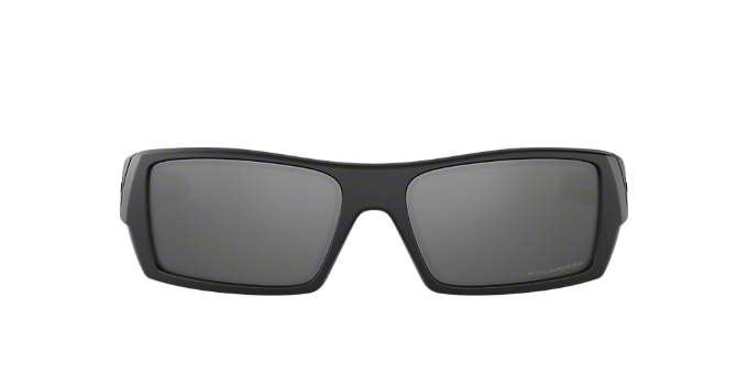c4d6b70fd5 OO9014 GASCAN  Shop Oakley Black Rectangle Sunglasses at LensCrafters