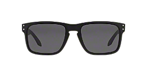 4a3bd05f9fc OO9102 HOLBROOK  Shop Oakley Black Square Sunglasses at LensCrafters
