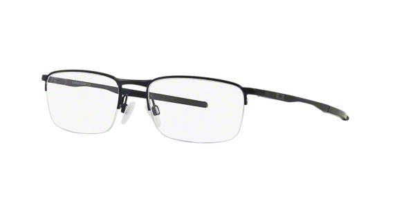418b18dbd OX3174 BARRELHOUSE 0: Shop Oakley Blue Rectangle Eyeglasses at LensCrafters