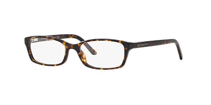 BE2073: Shop Burberry Tortoise Pillow Eyeglasses at LensCrafters