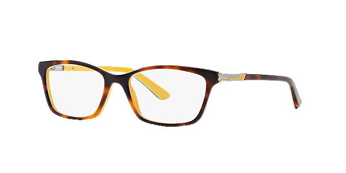 ea21911d06 RA7044  Shop Ralph Tortoise Cat Eye Eyeglasses at LensCrafters