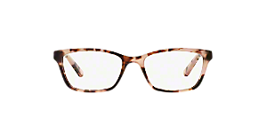 a0022a6c2250 RA7044: Shop Ralph Tortoise Cat Eye Eyeglasses at LensCrafters