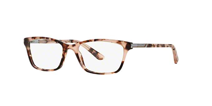 e33babde5b RA7044  Shop Ralph Tortoise Cat Eye Eyeglasses at LensCrafters