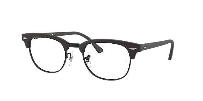 4e5f92ef2ed RX5154  Shop Ray-Ban Black Square Eyeglasses at LensCrafters