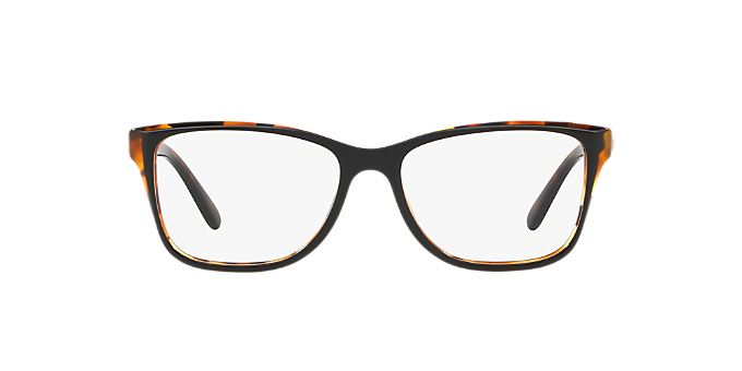 b01f5a2a9b308 HC6129  Shop Coach Black Eyeglasses at LensCrafters
