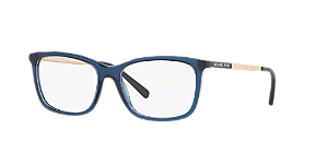 Michael Kors Woman Mk4030 Vivianna Ii Blue Size: 52