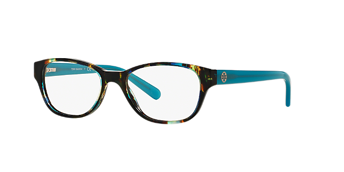 74f83919f49d1 TY2031  Shop Tory Burch Tortoise Butterfly Eyeglasses at LensCrafters