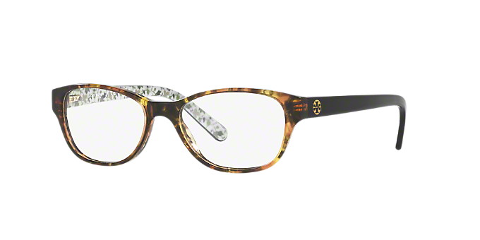 720676d670 TY2031  Shop Tory Burch Tortoise Butterfly Eyeglasses at LensCrafters