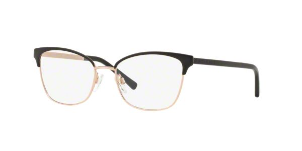 mk3012 adrianna iv shop michael kors black cat eye eyeglasses at lenscrafters - Mk Glasses Frames