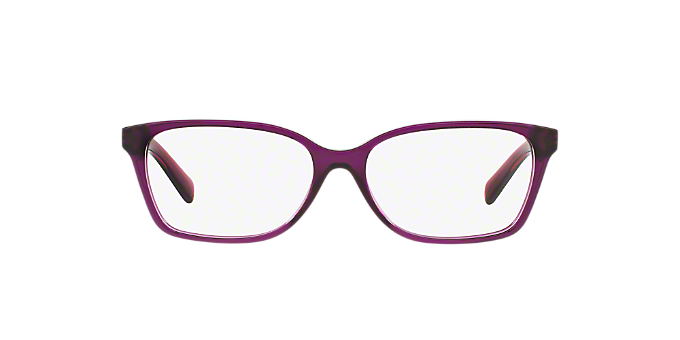 8628b437bdd MK4039 INDIA  Shop Michael Kors Pink Purple Rectangle Eyeglasses at ...