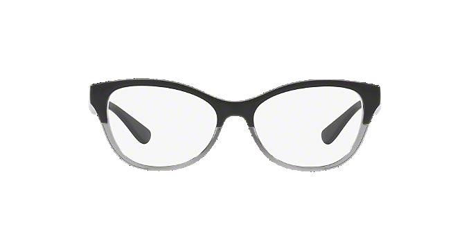 MK4051 SALAMANCA: Shop Michael Kors Black Cat Eye Eyeglasses at ...