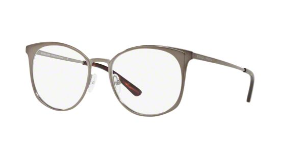 cf6e833245f MK3022 NEW ORLEANS  Shop Michael Kors Brown Tan Round Eyeglasses at  LensCrafters