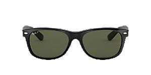 5073e57a85467 RB2132 58 NEW WAYFARER  Shop Ray-Ban Tortoise Square Sunglasses at ...