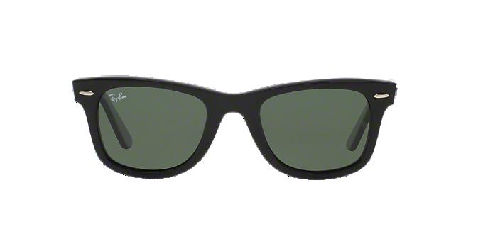 RB2140 50 ORIGINAL WAYFARER: Shop Ray-Ban Black Square Sunglasses at ...