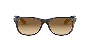 cae8e115b3 RB2132 52 WAYFARER: Ver Gafas de sol cuadradas Ray-Ban Tortoise en ...