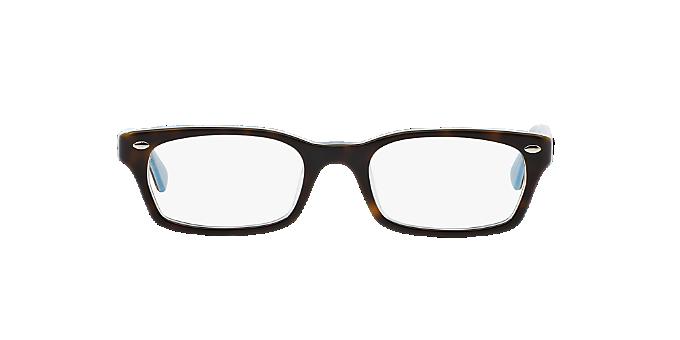 3f0c910e1b RX5150  Achetez Lunettes rectangulaires Ray-Ban Tortoise chez ...