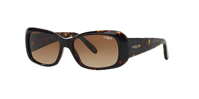 1530d09b2b VO2606S 52: Ver Gafas de sol rectangulares Vogue Tortoise en ...