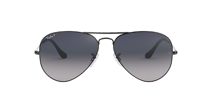 269571004ca RB3025 55 AVIATOR  Shop Ray-Ban Silver Gunmetal Grey Pilot ...