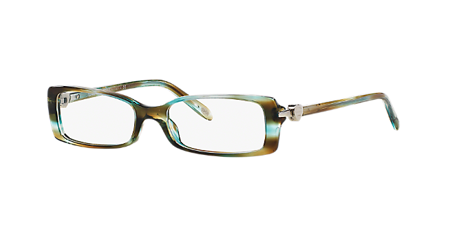 TF2035: Shop Tiffany Blue Rectangle Eyeglasses at LensCrafters