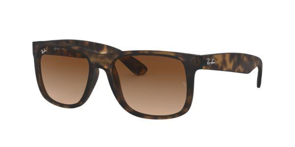 de24ef42b61 RB4165  Shop Ray-Ban Tortoise Rectangle Sunglasses at LensCrafters