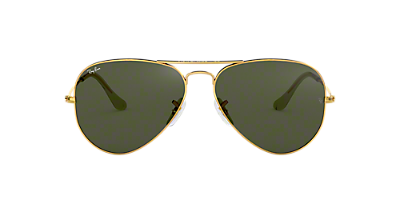Image for RB3025 58 ORIGINAL AVIATOR from Eyewear: Glasses, Frames, Sunglasses & More at LensCrafters