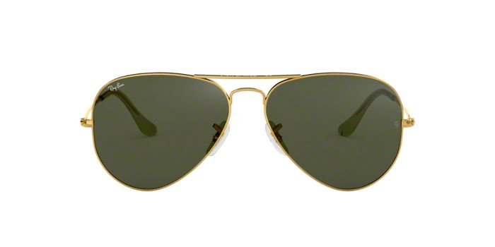 RB3025 58 ORIGINAL AVIATOR $198.00