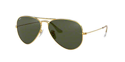 RB3025 58 ORIGINAL AVIATOR $153.00