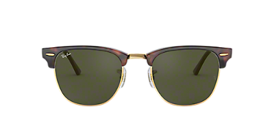 Image for RB3016 49 CLUBMASTER from Eyewear: Glasses, Frames, Sunglasses & More at LensCrafters
