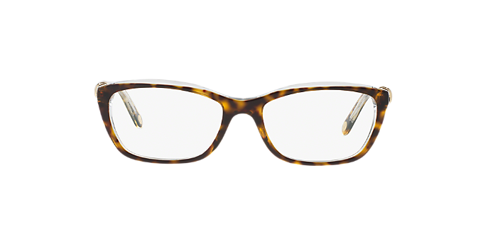 45efb286d1c TF2074  Shop Tiffany Tortoise Cat Eye Eyeglasses at LensCrafters