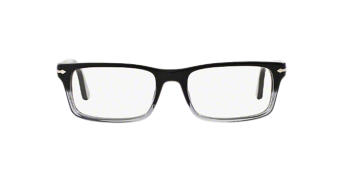edceead579 PO3050V  Shop Persol Black Rectangle Eyeglasses at LensCrafters