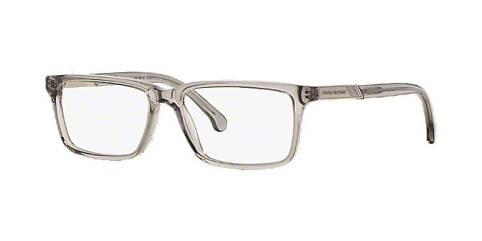 e45ea948e0c8 BB2019: Shop Brooks Brothers Silver/Gunmetal/Grey Rectangle ...