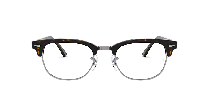 cb32d5c470a RX5154  Shop Ray-Ban Tortoise Square Eyeglasses at LensCrafters