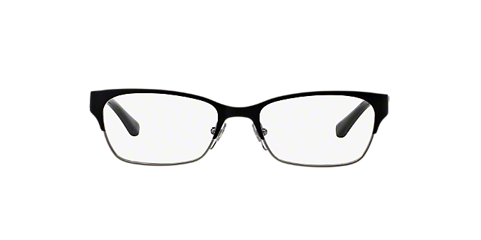 VO3918: Shop Vogue Black Pillow Eyeglasses at LensCrafters