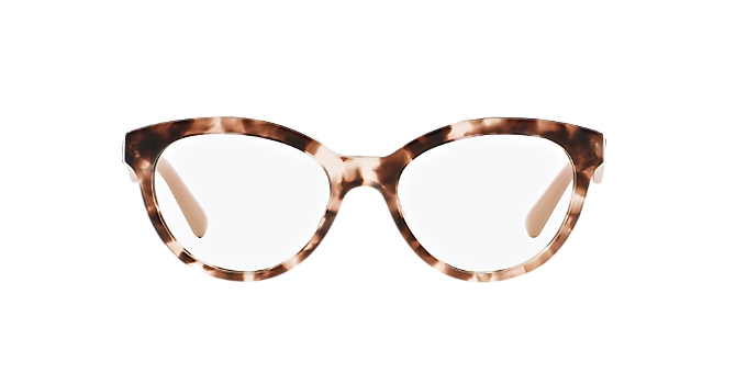 PR 11RV: Shop Prada Tortoise Eyeglasses at LensCrafters