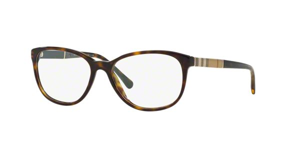 a27bf6c6bc87 BE2172  Shop Burberry Tortoise Round Eyeglasses at LensCrafters
