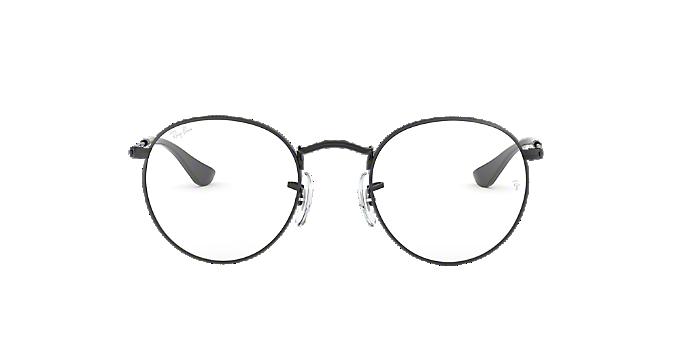 0d9bf3e080 RX3447V  Shop Ray-Ban Black Panthos Eyeglasses at LensCrafters