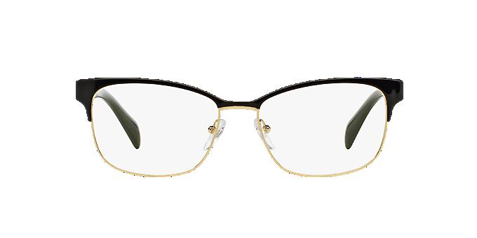 Rectangulaires Lenscrafters Lunettes Chez Pr 65rvAchetez Prada Black zpqSUMV
