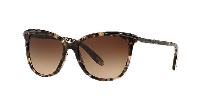 12cff71ddc RA5203 54  Shop Ralph Brown Tan Cat Eye Sunglasses at LensCrafters