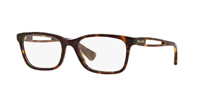 RA7069: Shop Ralph Tortoise Square Eyeglasses at LensCrafters