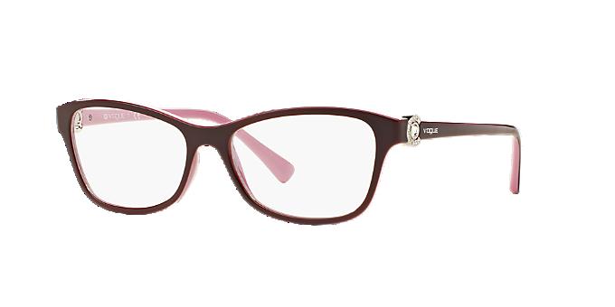 0e32c16f2b VO5002B: ver Espejuelos estilo mariposa Vogue en rosado/púrpura en ...
