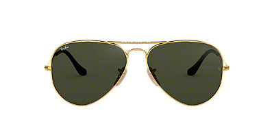 RB3025 58 ORIGINAL AVIATOR $223.00