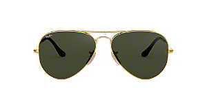 d91c006142 RB3025 58 ORIGINAL AVIATOR: Ver Gafas de sol estilo aviador Ray-Ban ...