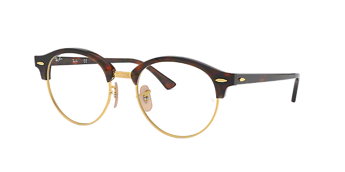 55cb954a0ab RX4246V  Shop Ray-Ban Tortoise Panthos Eyeglasses at LensCrafters